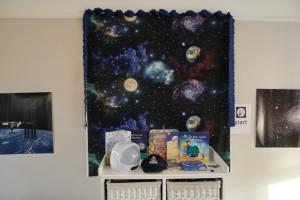 ruimte feestje deco - Het Vrolijke Nest