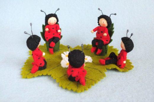 Lieveheersbeestjes feest